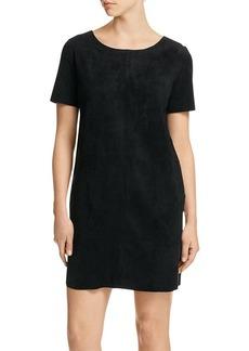 Velvet by Graham & Spencer Reya Faux Suede Dress