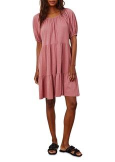 Velvet by Graham & Spencer Rory Tiered Dress