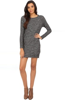 Sena Long Sleeve Side Zip Dress