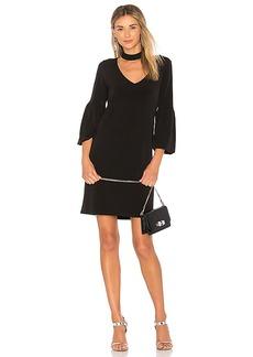 Velvet by Graham & Spencer Shirleen Dress in Black. - size L (also in M,S,XS)