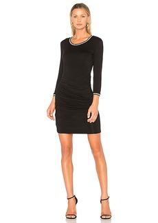 Velvet by Graham & Spencer Tava Dress in Black. - size M (also in S,XS)