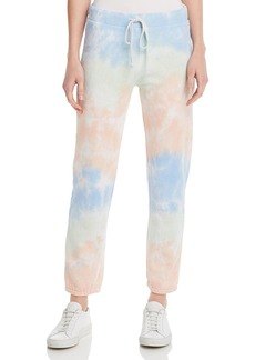 Velvet by Graham & Spencer Tie-Dyed Sweatpants