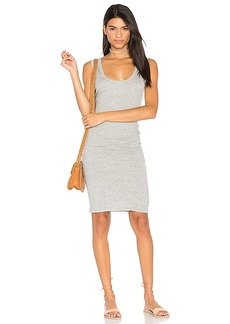 Velvet by Graham & Spencer Varella Tank Dress in Gray. - size S (also in L,M)