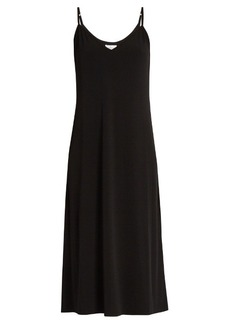 Velvet By Graham & Spencer Veronica V-neck slip dress