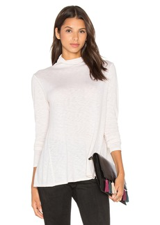 Velvet by Graham & Spencer Waverly Long Sleeve Turtleneck Top