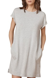 Velvet by Graham & Spencer Winona Terry Sweatshirt Dress