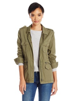 VELVET BY GRAHAM & SPENCER Women's Army Jacket