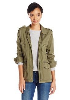 Velvet by Graham & Spencer Women's Army Jacket