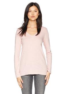 Velvet by Graham & Spencer Women's Blaire Velvet Originals T-Shirt  L