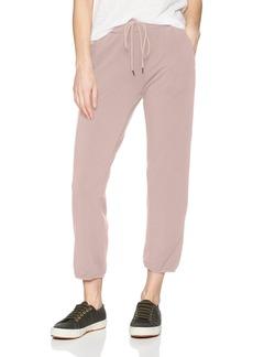 Velvet by Graham & Spencer Women's Bretta Soft Fleece Sweatpant  S