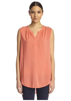 Velvet by Graham & Spencer Women's Challis Top