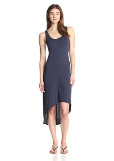 Velvet by Graham & Spencer Women's Cotton Slub Maxi Tank Dress