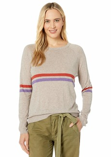 Velvet by Graham & Spencer Women's Dayton lux Cotton Sweater  XL