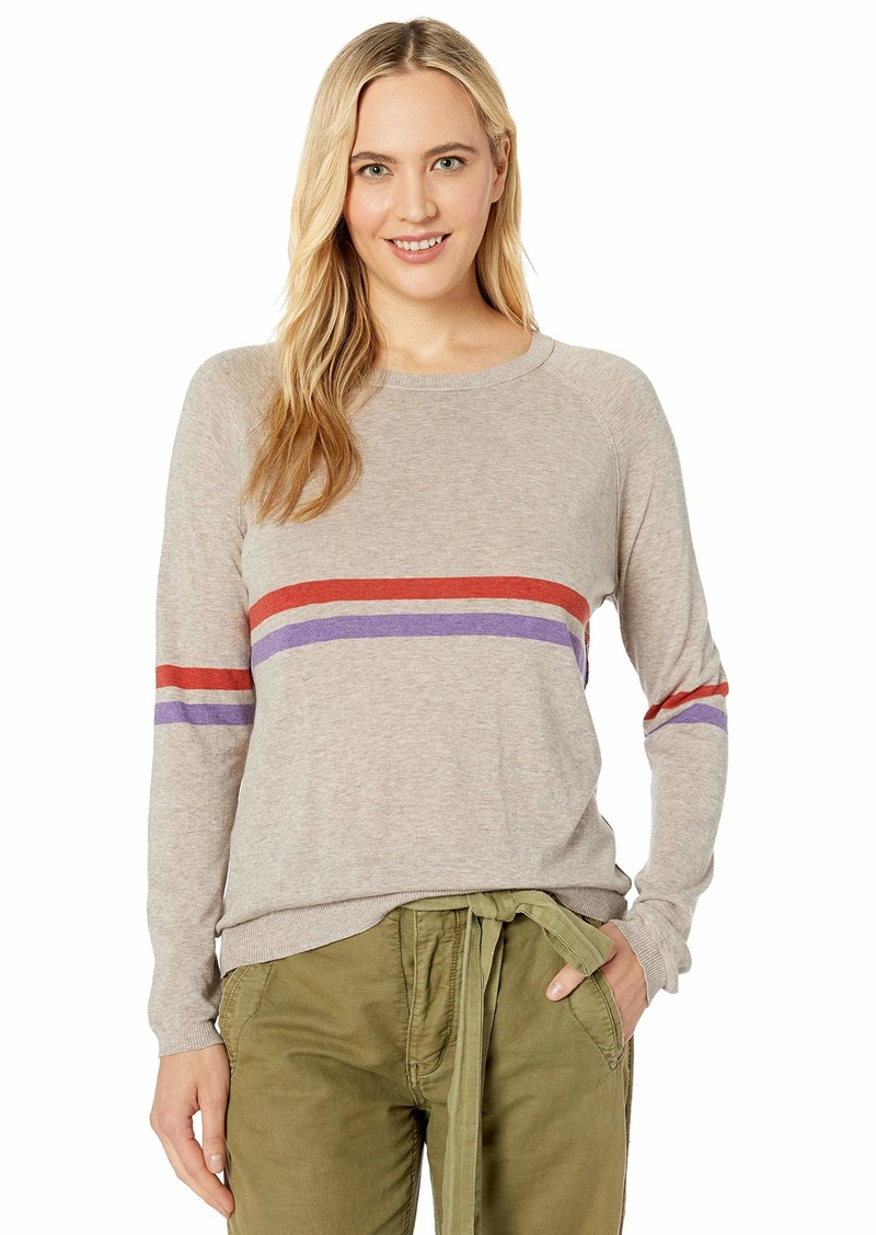 Velvet by Graham & Spencer Women's Dayton lux Cotton Sweater  XL