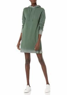 Velvet by Graham & Spencer Women's Dekota Ombre Fleece Hooded Dress