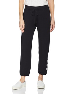 Velvet by Graham & Spencer Women's Della Athleisure Sweatpant  S