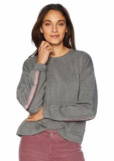 Velvet by Graham & Spencer Women's Divine Athleisure Sweatshirt  S