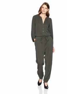 Velvet by Graham & Spencer Women's Harper Tencel Jumpsuit  L