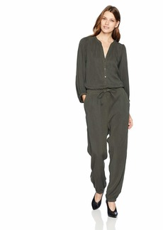 Velvet by Graham & Spencer Women's Harper Tencel Jumpsuit  M