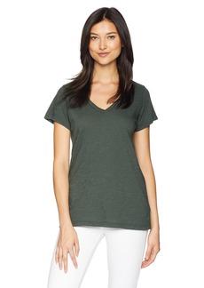 VELVET BY GRAHAM & SPENCER Women's Jilian Originals t-Shirt  L