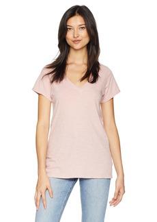 Velvet by Graham & Spencer Women's Jilian Velvet Originals t-Shirt  L