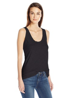 Velvet by Graham & Spencer Women's Joy Scoopneck Tank  M
