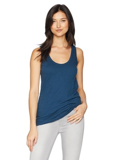 Velvet by Graham & Spencer Women's Joy Velvet Originals Tank  XS