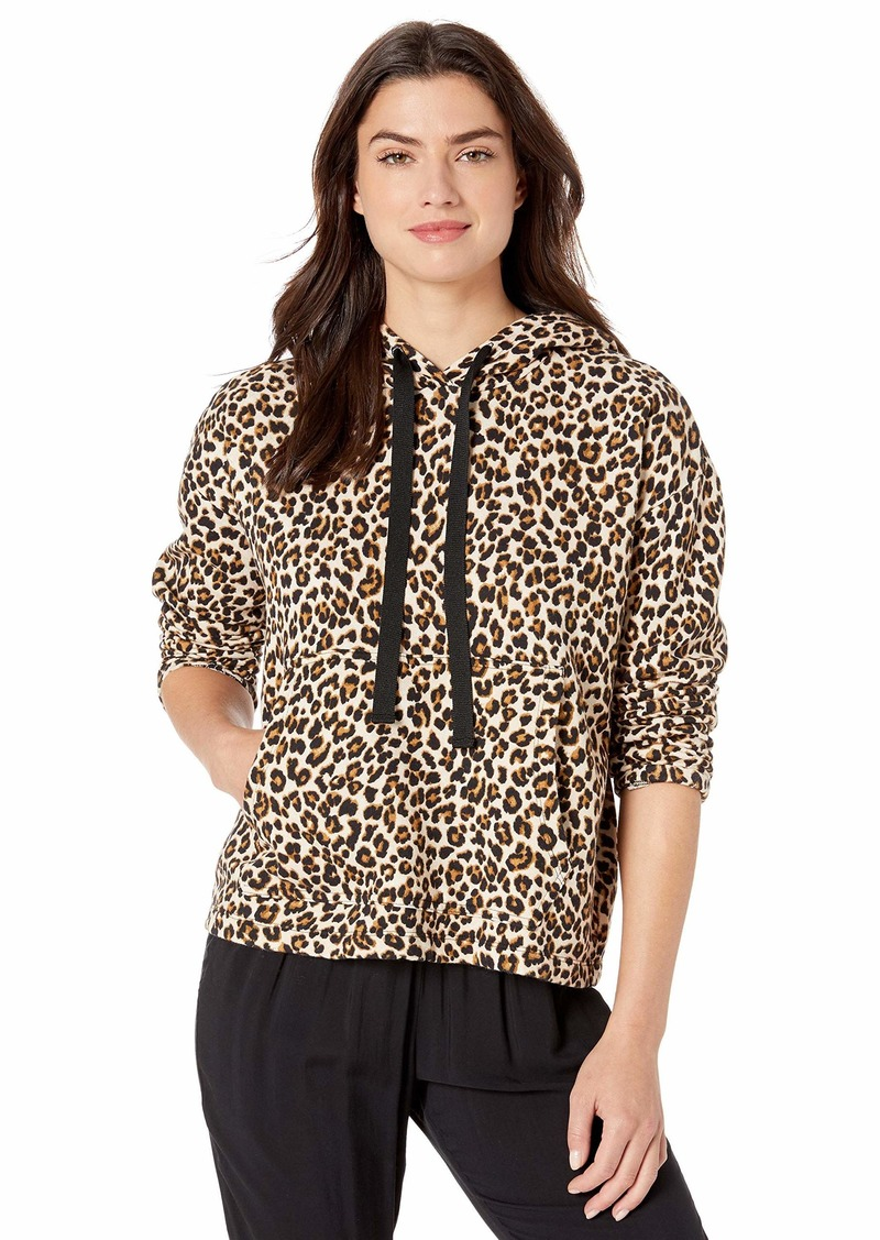 Velvet by Graham & Spencer Women's Kassidy  Fleece Sweater L