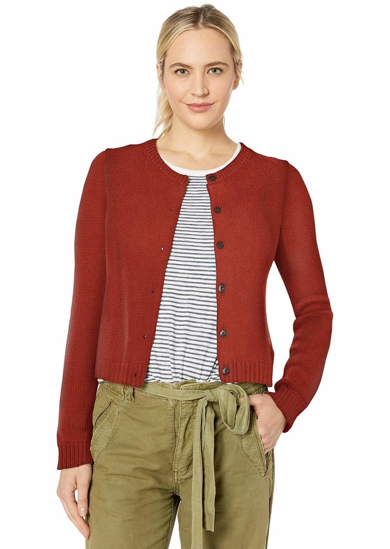 Velvet by Graham & Spencer Women's Kathy lux Cashmere Blend Cardigan  XS