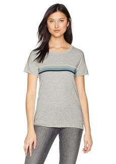 Velvet by Graham & Spencer Women's Lex Lux Cotton T-Shirt  M