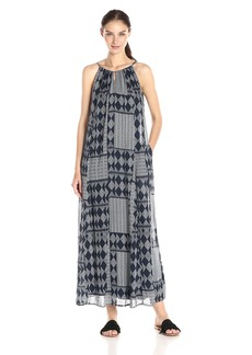 VELVET BY GRAHAM & SPENCER Women's Mali Print Maxi Dress
