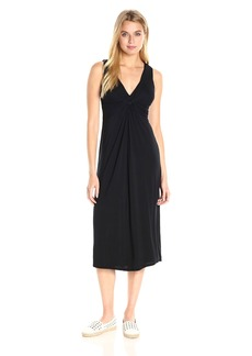 VELVET BY GRAHAM & SPENCER Women's Modal Knit Midi Dress  L