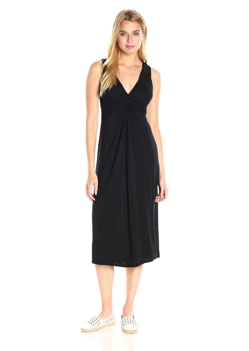Velvet by Graham & Spencer Women's Modal Knit Midi Dress  L