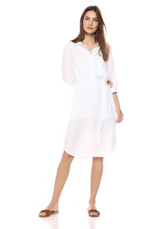 Velvet by Graham & Spencer Women's Nandy Shirt Dress  M