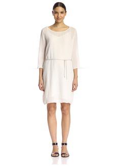 Velvet by Graham & Spencer Women's Popover Dress  L
