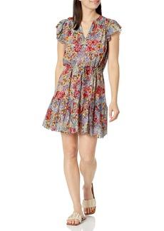 Velvet by Graham & Spencer Women's Roslyn Spring Blooms Dress