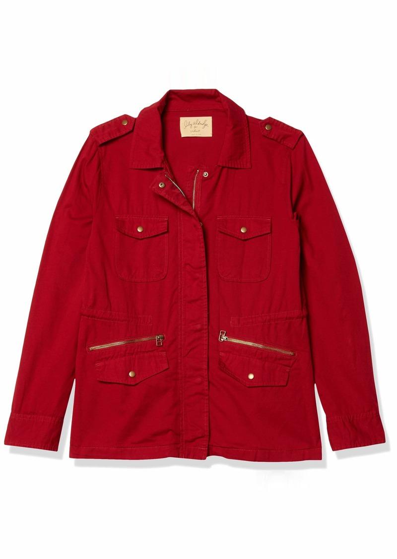Velvet by Graham & Spencer Women's Ruby Army Jacket  XL