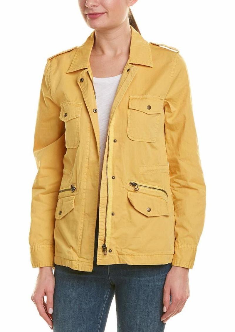Velvet by Graham & Spencer Women's Ruby Cotton Twill Jacket  XS