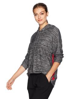 Velvet by Graham & Spencer Women's Sagan Cozy Jersey Hoodie  S