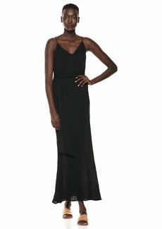 Velvet by Graham & Spencer Women's Shannon Cotton Gauze Dress  L
