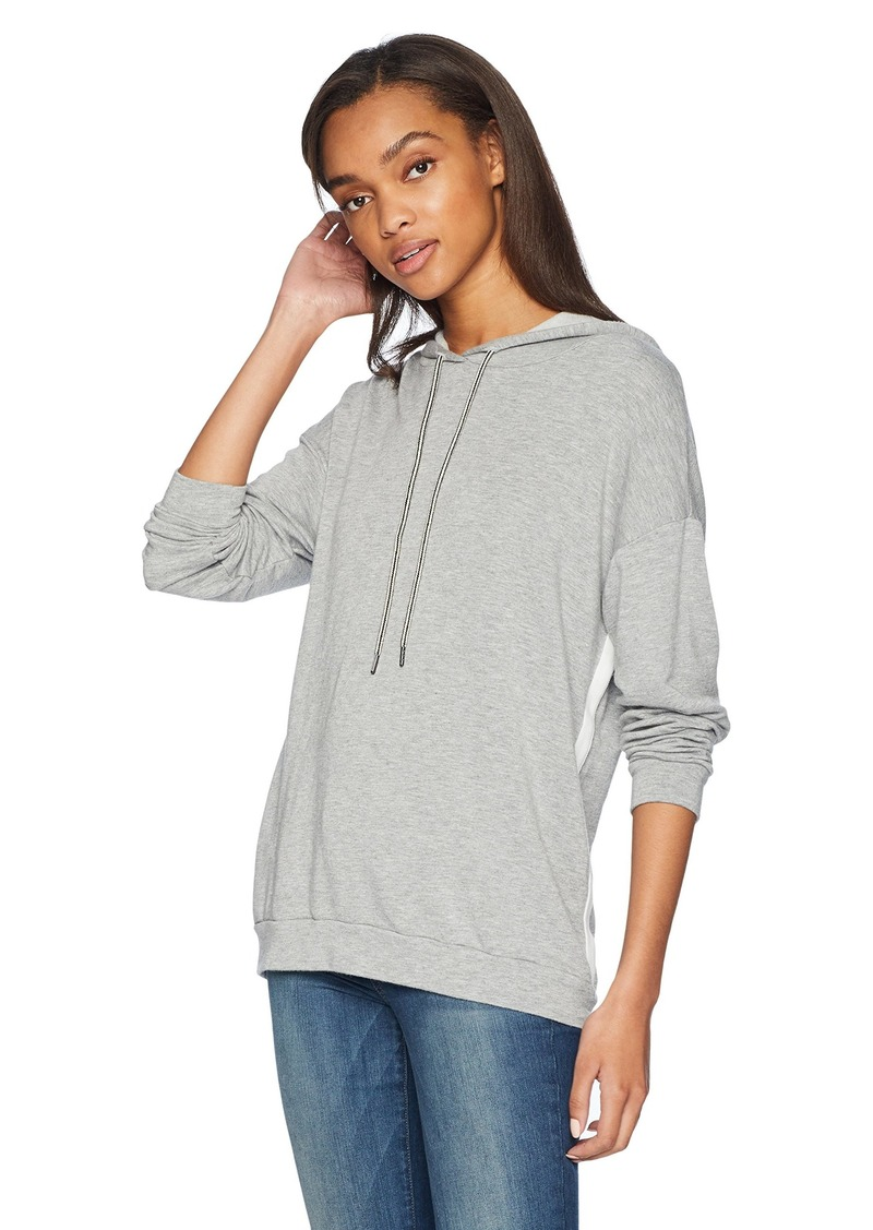 Velvet by Graham & Spencer Women's Shira Viscose Terry Athleisure Hoodie  M