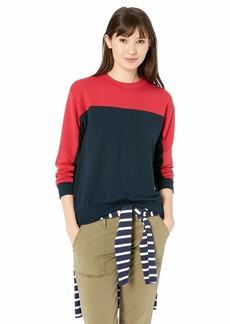 Velvet by Graham & Spencer Women's Stella Athleisure Sweatshirt  XS