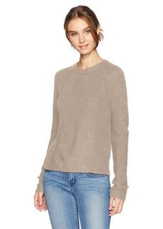 Velvet by Graham & Spencer Women's Stitch Detail Pullover Sweater  S