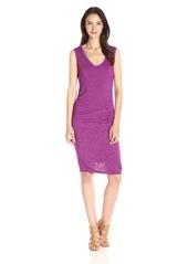 Velvet by Graham & Spencer Women's Textured Knit Tank Dress