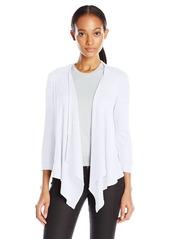 VELVET BY GRAHAM & SPENCER Women's Thermal Knit Cardigan