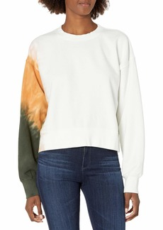 Velvet by Graham & Spencer Women's True Tie Dye Sweatshirt  XL