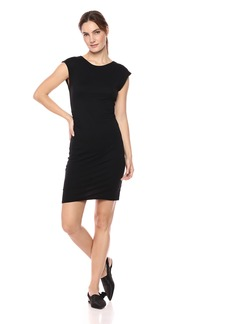 Velvet by Graham & Spencer Women's Vittoria Gauzy Whisper Novelty Dress  S