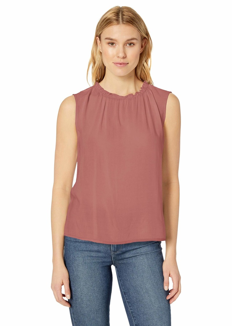 Velvet by Graham & Spencer Women's Wenna Rayon Challis top  S