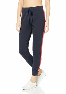 Velvet by Graham & Spencer Women's Xia Athleisure Vintage Terry Sweatpants  M
