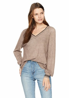 Velvet by Graham & Spencer Women's Zanna lux Cotton top  M
